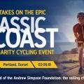 Bike4Bart Poster (c) Andrew Simpson Foundation
