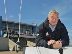 2015 - Pete Allam - Chief Executive WPNSA looks to a bright future © Dorset Media Service