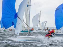 Big fleets will chase the dream of 2016 title holder challenging Mike Holt © Christophe Favreau