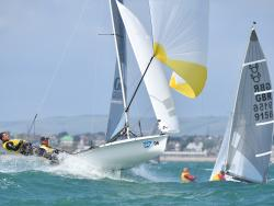 Smith and Needham show the winning style © Christophe Favreau