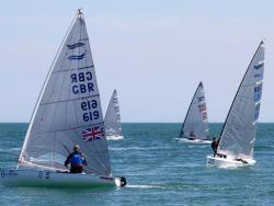 Finn Racing (c) British Finn Association
