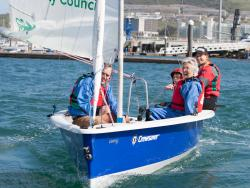 Sailing courses for ages 5+