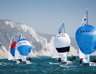 420s Sailing (c) GBR 420 Class Association