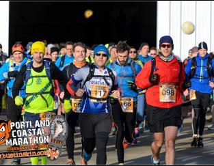Marathon Start © BustinSkin