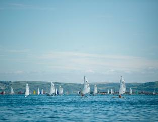 RYA Sailability Multiclass Regatta © RYA