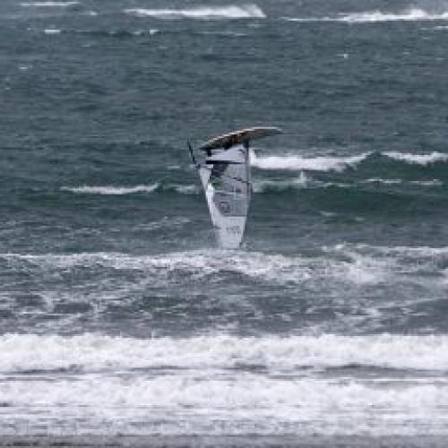 RAF Windsurfing