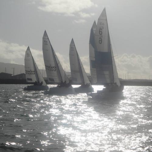 RYA Keelboats Racing (c) RYA