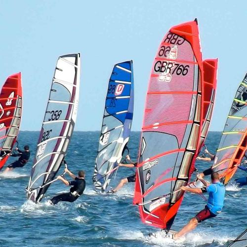 Windsurf Racing