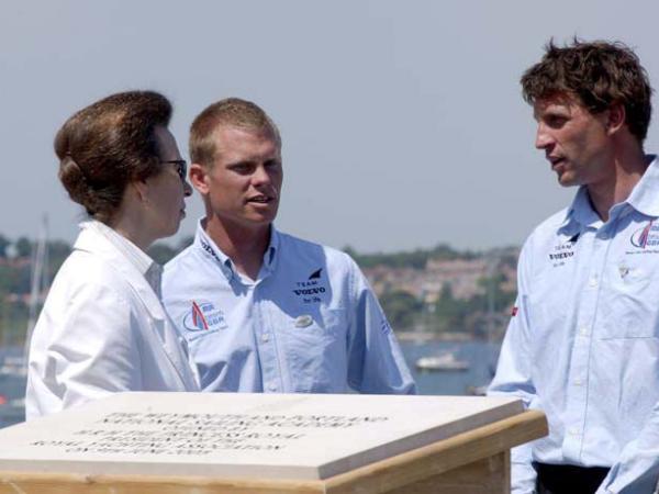 2005 - The Princess Royal opens WPNSA © Mike Rice & Steve Bull (fotoboat)