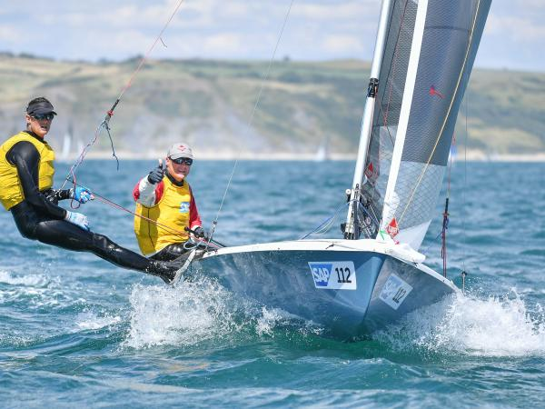 Martin and Lowry win Race 3 © Christophe Favreau