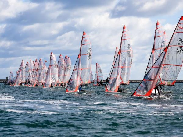 29er © Digital Sailing