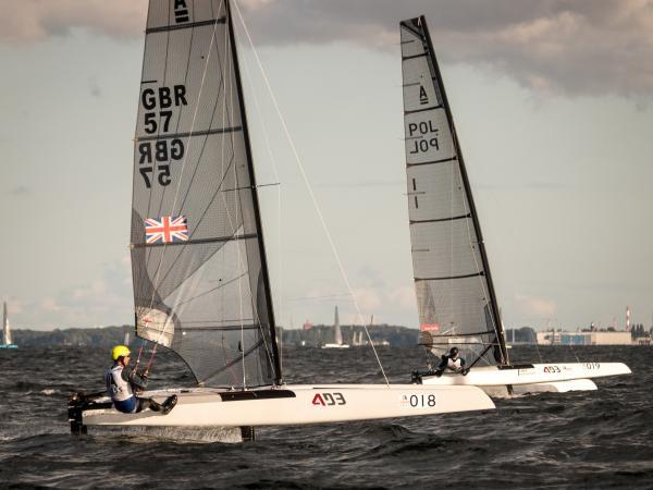 A-Class Catamaran © G Upton guppypix.com