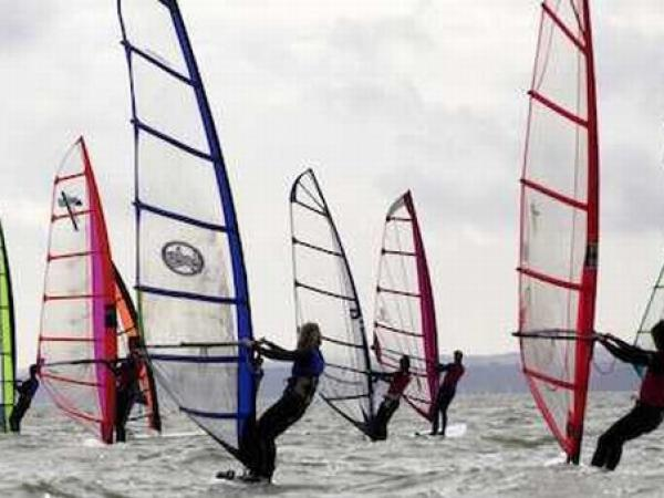 BUCS Windsurfing