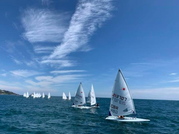 UK Laser Masters Nationals 2019 (c) UKLA