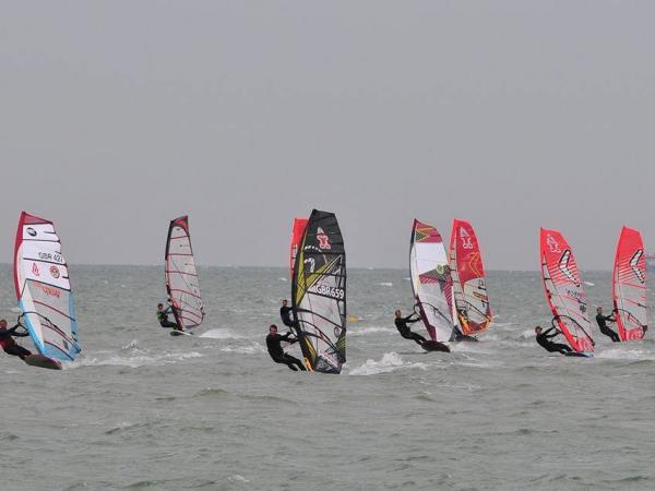 Windsurf Racing © UKWA